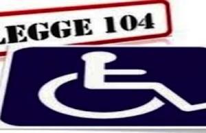 falsi permessi legge 104
